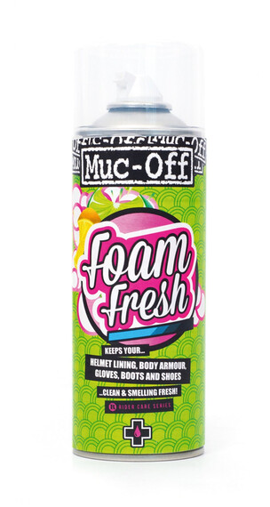 MUC OFF Helmet Foam Fresh